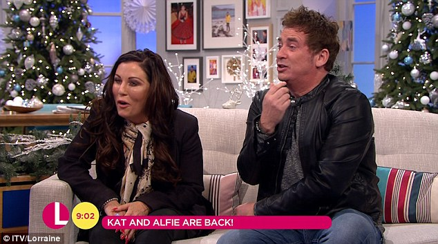 Eastenders Star Jessie Wallace Hits Out At Lorraine Kelly As She Asks If She has Romanced Co-Star Shane Richie