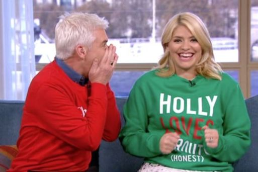 Holly Willoughby And Phillip Schofield To Be Replaced On This Morning!
