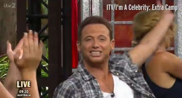 Joe Swash Hits Girlfriend Stacey Solomon In The Face Live On TV