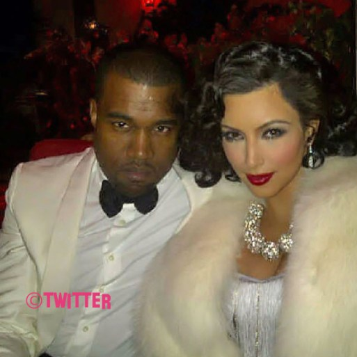 Kim Kardashian And Kanye West Where Having Marriage Problems Before He Was Taken To Hospital
