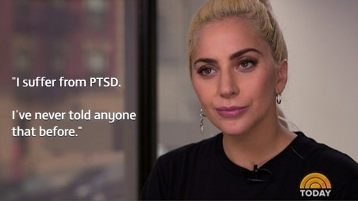 Lady Gaga Admits She Is Suffering With PTSD Order After She Was Rapped When She Was 19
