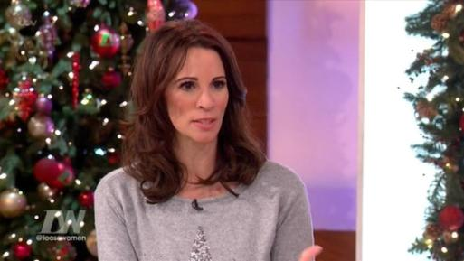 Loose Women's Andrea McLean Admits She Has Suffered Complications After Hysterectomy
