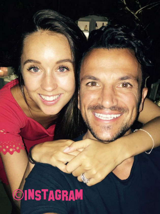 Peter Andre Has Finally Named Baby Two Weeks After Wife Emily MacDonagh Gave Birth