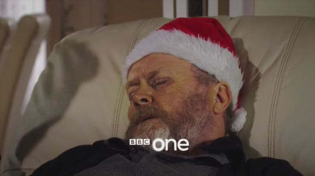 Phil Mitchell Spends Last Christmas With Family On Eastenders
