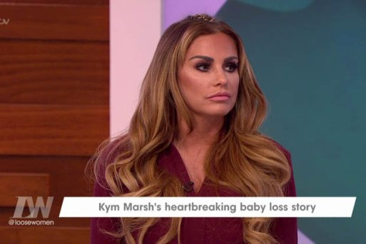 Katie Price Blames Hospital For Her Son Harvey Having Brain Damage And Admits She Decided Not To Sue