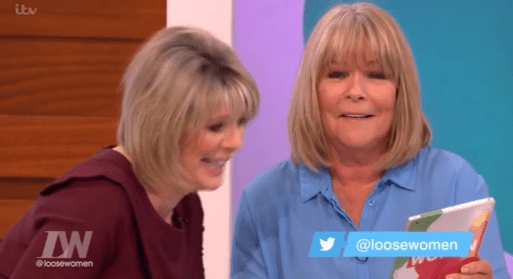 Linda Robson Leaves Loose Women Viewers Stunned After She Admit To Having Sex On Kitchen Table