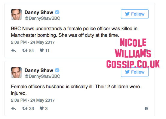 Female Police Officer Was Killed In Manchester At The Concert!