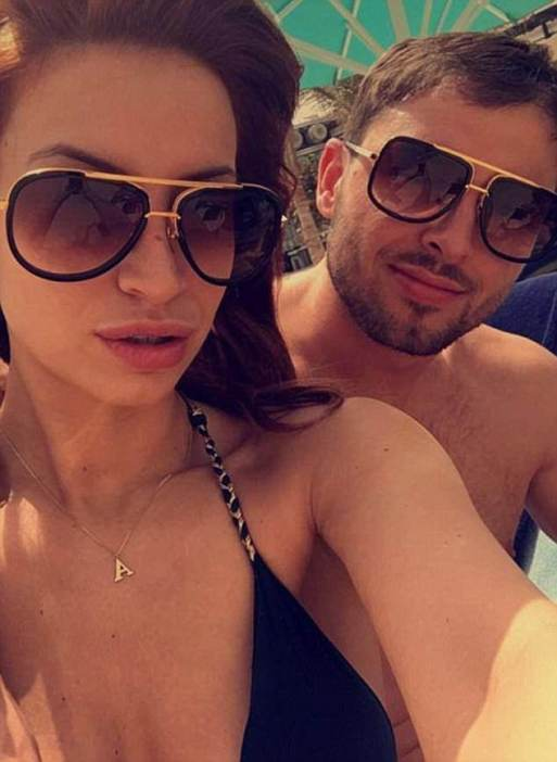 Ferne McCann Misses Out On TV Deal After Former Boyfriend Arthur Collins Linked To Acid Attack In London Nightclub