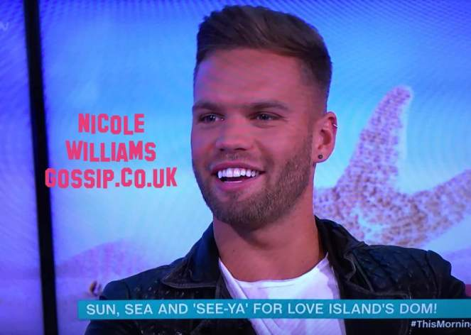 Love Island's Dom Lever Talks About His Relationship To Jessica Shears On This Morning