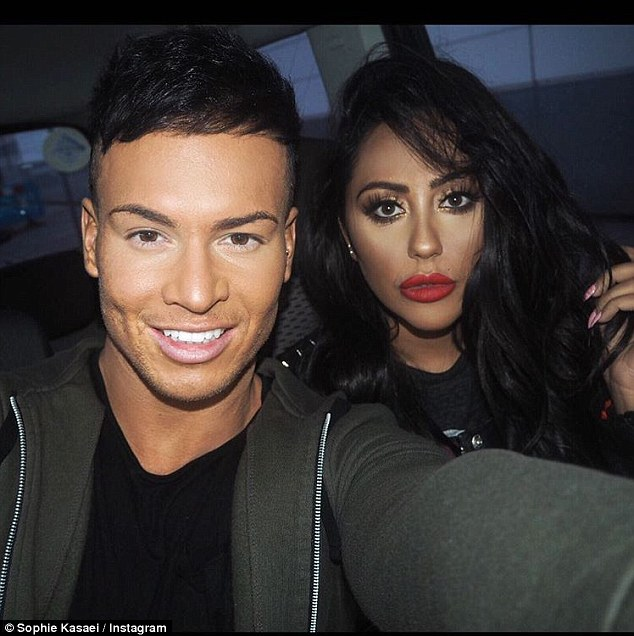 Are Sophie Kasaei And Joel Corry Over??