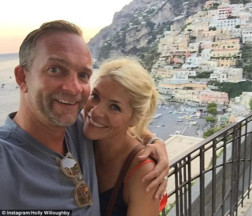 Holly Willoughby Shares Love For Husband Dan Baldwin As He Celebrates His Birthday