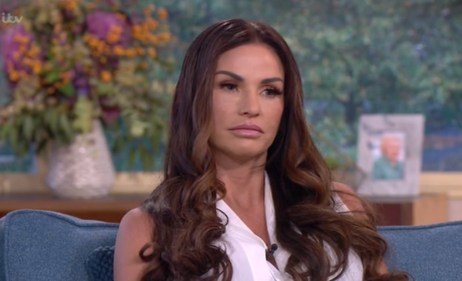 Katie Price Admits Eamonn Holmes And Ruth Langsford Know The Man Who RAPPED HER!