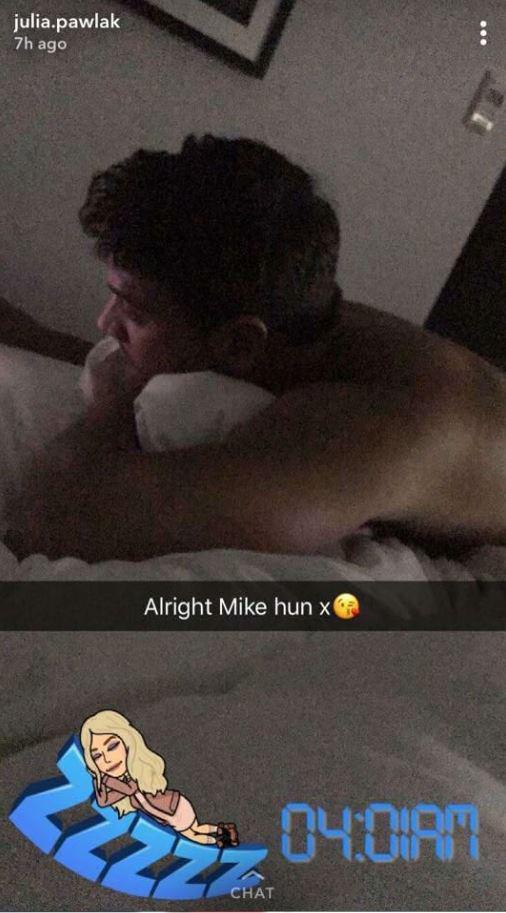 Love Island's Mike Thalassitis Spends Night With 16-Year-Old Girl After Night Out