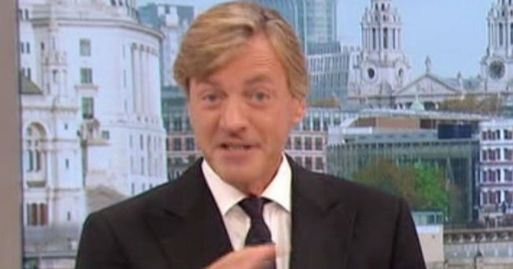 Richard Madeley Makes Controversial Jokes About Harvey Weinstein