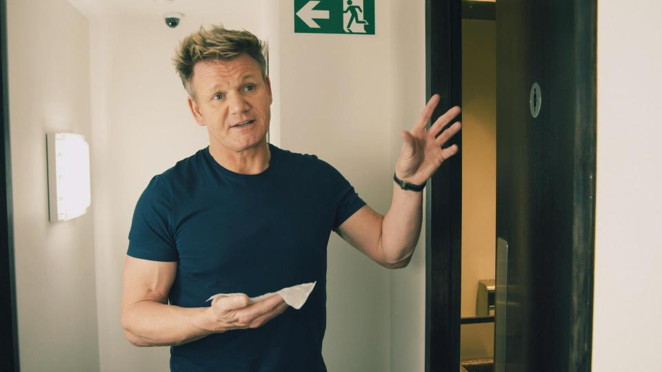 Viewers Though Gordon Ramsay Would Be Taking Drugs Himself On His ITV Programme