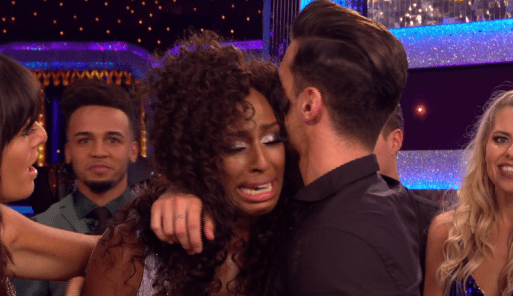 Alexandra Burke Is 'At war' With Strictly Partner Gorka Marquez Over Romance With Gemma Atkinson