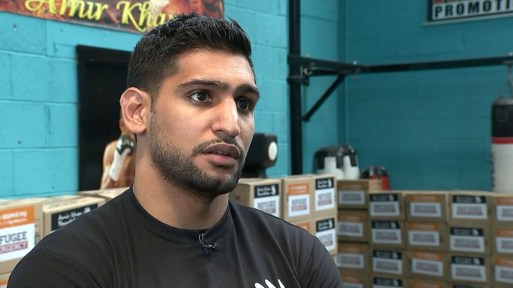 Amir Khan To Enter I'm A Celebrity Jungle To 'Stay Out Of Trouble'