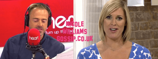 Both Married Jamie Theakston And Jenni Falconer Spotted Holding Hands After Charity Event In London