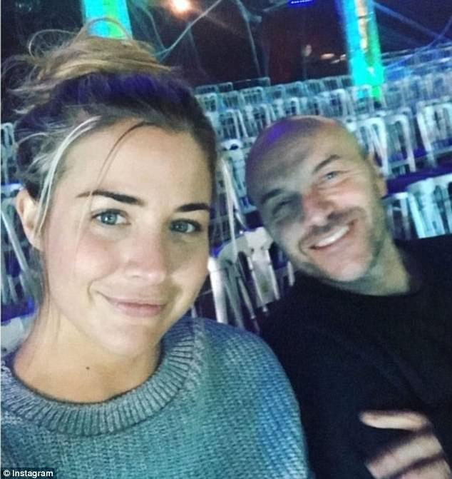 Gemma Atkinson Has Been Sharing 'Naughty Messages' Simon Rimmer On 'Group WhatsApp'