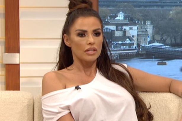Katie Price Claims Husband Kieran Hayler's Cheating Has Aged Her By '10 Years'