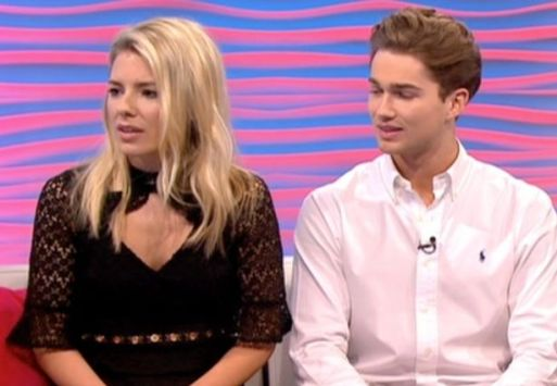 Mollie King Shoots Down Rumors That She Is Dating AJ Pritchard