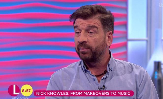 Nick Knowles Denies Being A Womaniser After Dating String Of Women
