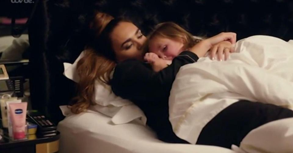 Tamara Ecclestone Sparks Parenting Debate After Breastfeeding Three-Year-Old On Reality Show
