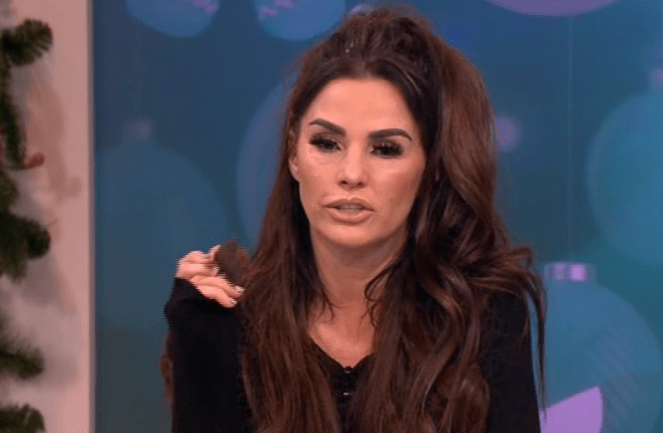 Katie Price Hits Out At Holly Willoughby After Weightloss As She Tells Her To 'Eat Cake'
