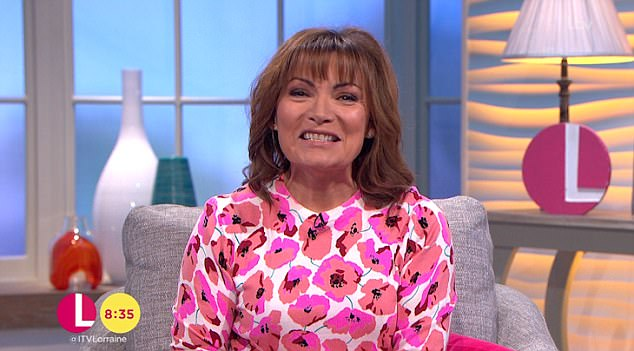 Lorraine Kelly Left Shocked After New Puppy Poos On Show Set
