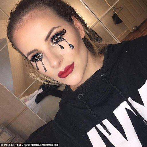 TOWIE Star Georgia Kousoulou Admits Regret Over Nose Job