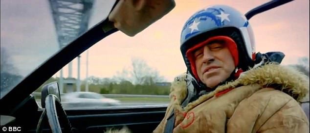 Matt LeBlanc QUITS Top Gear After TWO Years Because It's