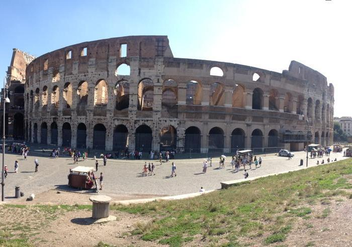 Rome is Where My Heart Is