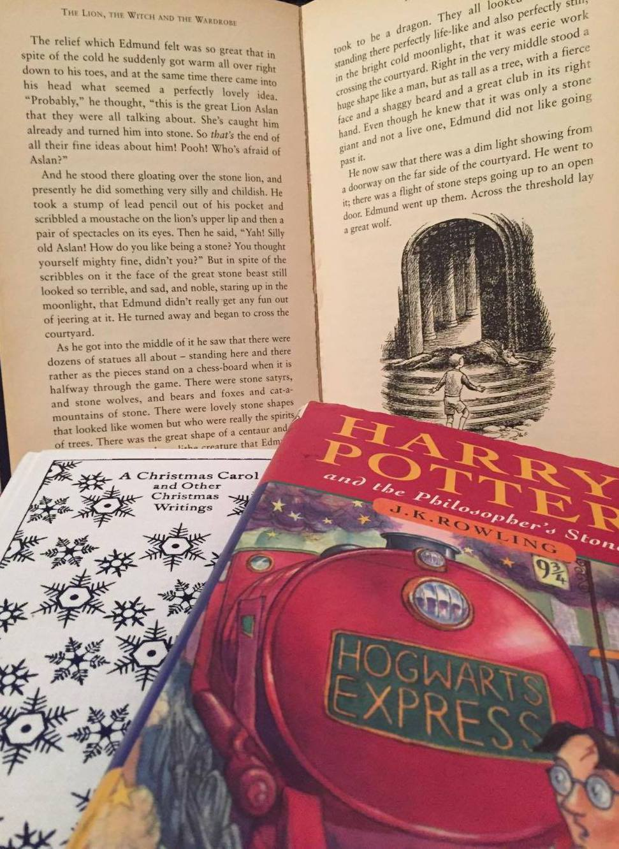 25 Days of Christmas 2016 | #8 Top 5 Christmas Books
