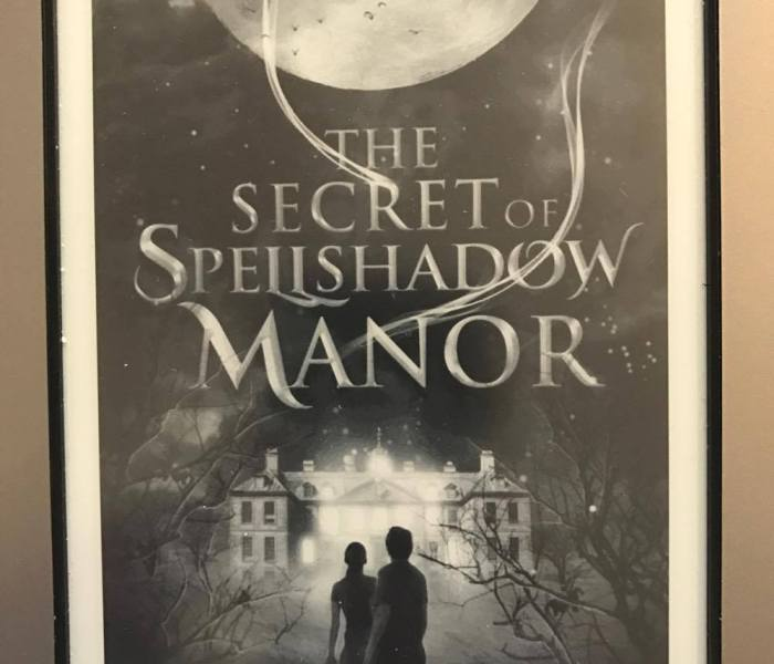 The Secret of Spellshadow Manor – Bella Forrest
