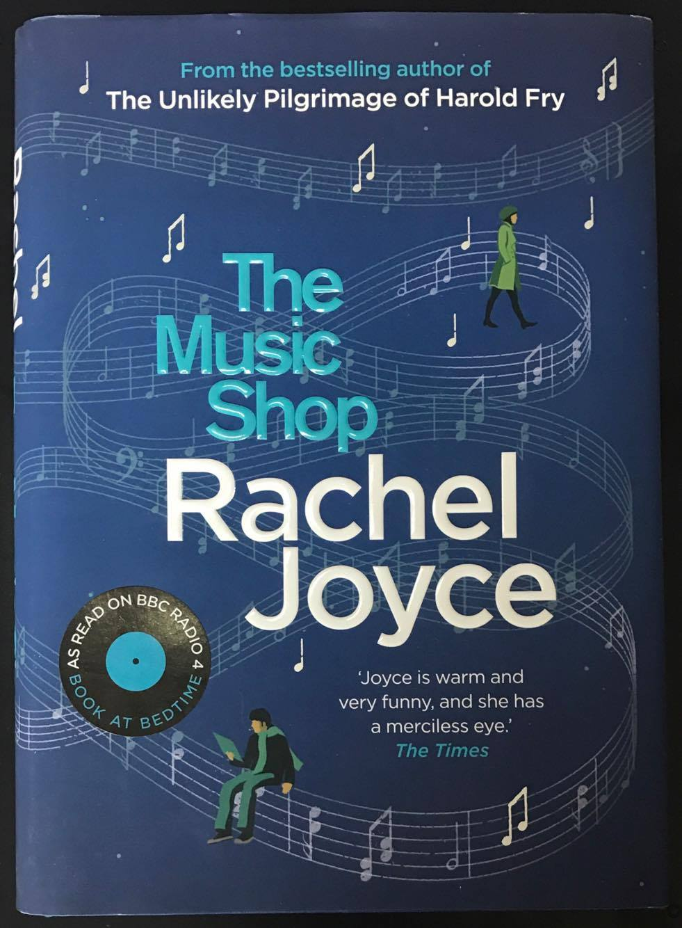 The Music Shop – Rachel Joyce
