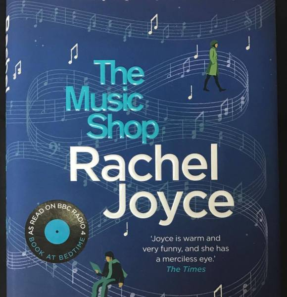 The Music Shop – Rachel Joyce