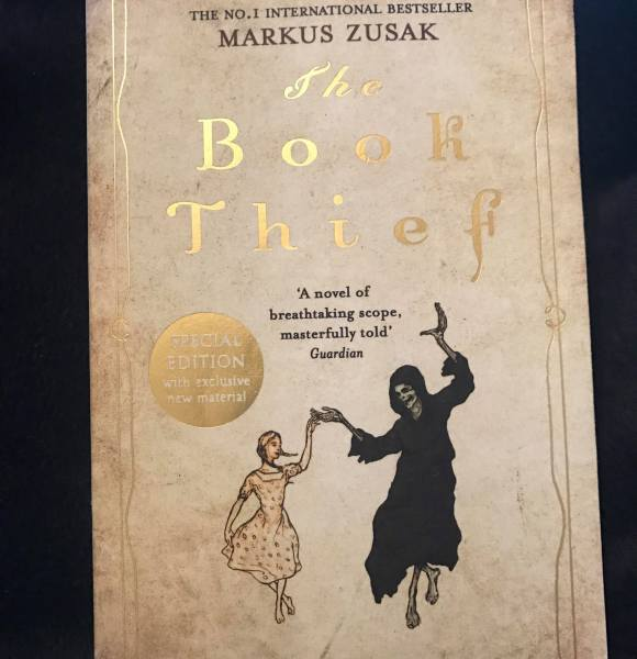 The Book Thief – Marcus Zusak