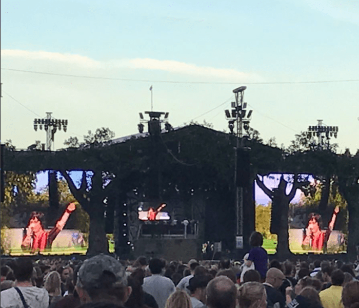 Green Day Hyde Park | July 2017