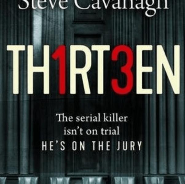 Thirteen – Steve Cavanagh