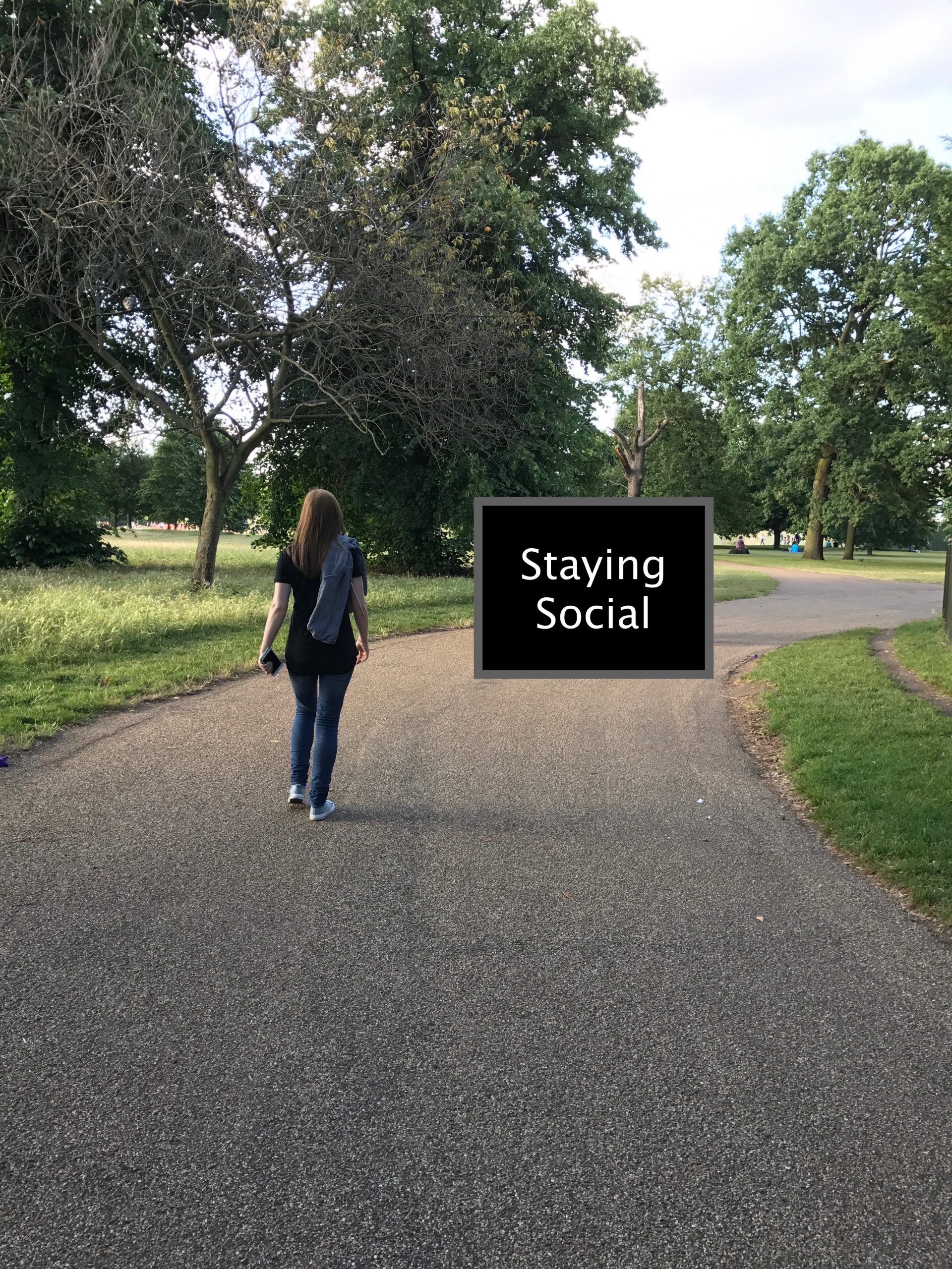 Staying Social (While Social Distancing)