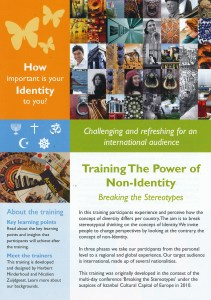 Flyer Non-Identity