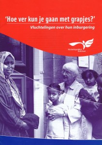 Vluchtelingen over hun inburgering