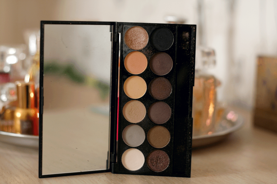 Sleek Au Natural Palette