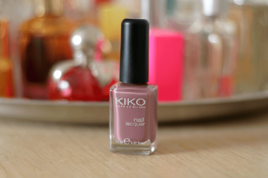 Kiko Nail Lacquer Light Mauve