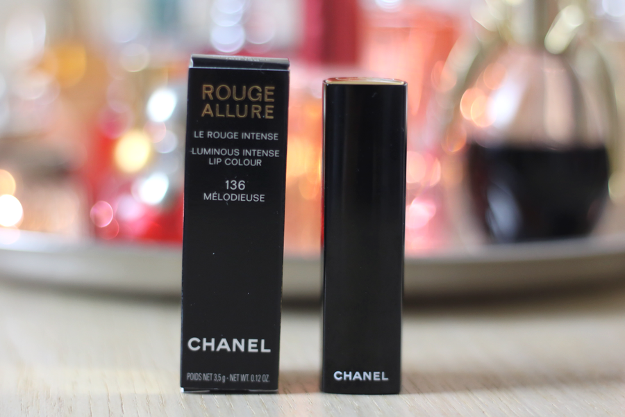 Chanel Rouge Allure Lipstick in Melodieuse