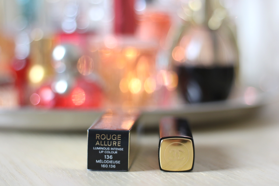 Chanel Rouge Allure Mélodieuse Name