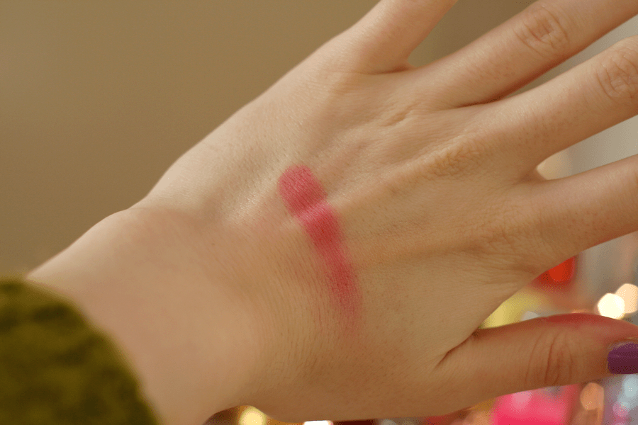 Maybelline Yelly Glow Blush Swatch