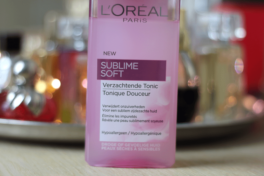 L'Oreal Sublime Soft Tonic