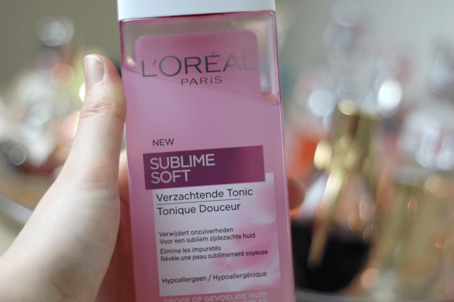 L'Oreal Sublime Soft