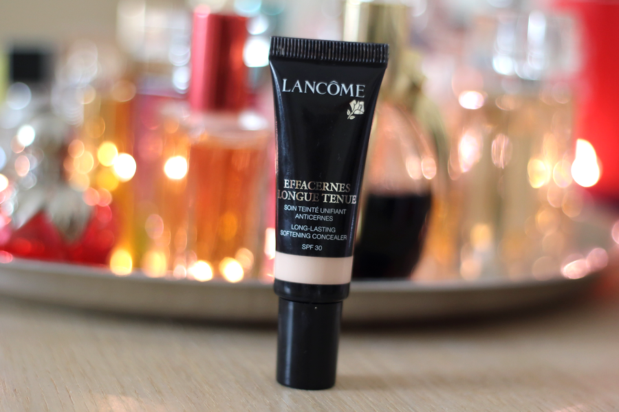 Lancome Long Lasting Softening Concealer Packaging